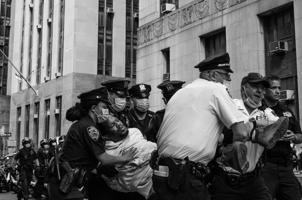 Clay Benskin | BLM Protests NYC